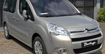 Car rental Ioannina cintroen berlingo